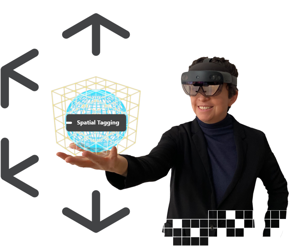 Spatial Tagging - HoloLens2